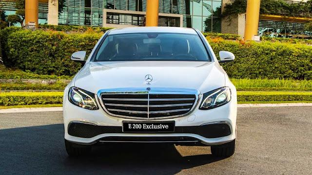 Đánh giá Mercedes E200 Exclusive 2021