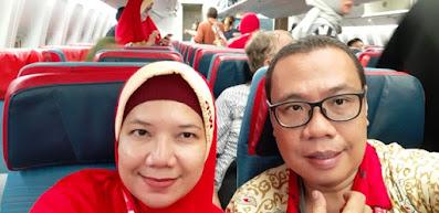 menikmati penerbangan kelas ekonomi turkish airlines jakarta istanbul turki nurul sufitri travel lifestyle blogger umroh