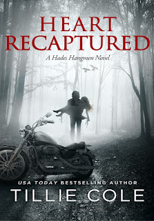 Heart Recaptured (Hades Hangmen, #2) de Tillie Cole — Reseña