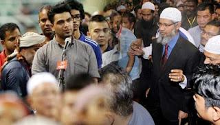 Empat lagi memeluk Islam pada ceramah Dr Zakir