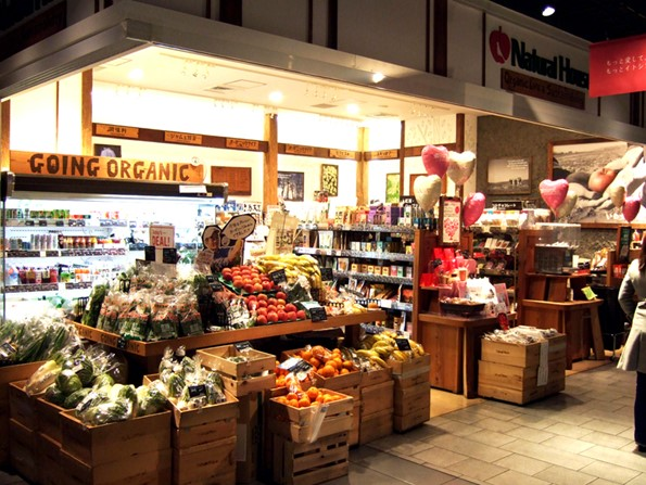 Pasar organik