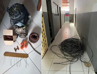 'R$ 200 mil': Polícia Civil apreende mais de 300 metros de cabos de energia furtados na região de Picuí