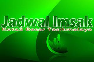 Jadwal Imsakiyah Puasa 2017 Lengkap Seluruh Kota Di Tasikmalaya