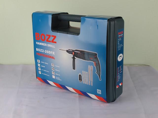 สว่านโรตารี่ 26มิล 3ระบบ BOZ2-26DFR