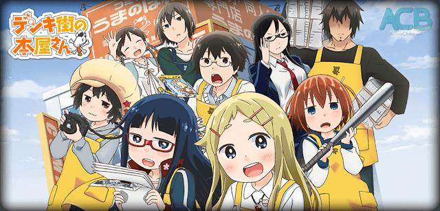 Denki-gai no Honya-san BD Sub Indo : Episode 1-12 END | Anime Loker