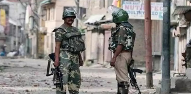 State terrorism of Indian Army in occupied Kashmir, 214 Kashmiri martyrs in one year