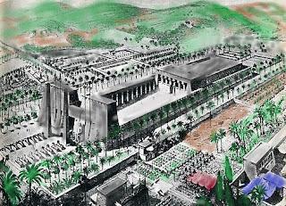 ricerca per la scuola primaria su Tolomeo, la biblioteca e Alessandria d'Egitto