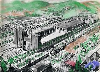 ricerca di storia su Tolomeo, la biblioteca e Alessandria d'Egitto