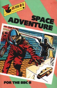 Space Adventure - Virgin Games - BBC Micro