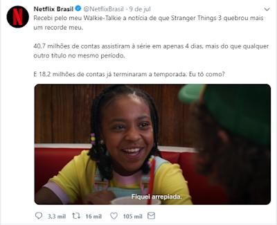 Netflix Brasil (Pllano Geral)
