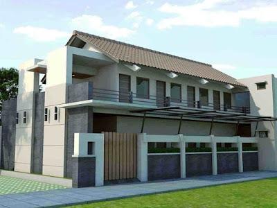 Rumah Kost di Jalan Duyung Marpoyan Damai Dekat Giant Nangka Tambusai Pekanbaru