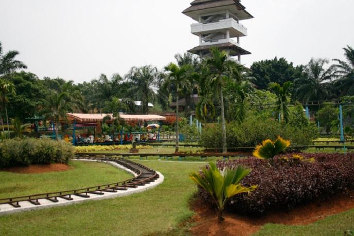 Taman Mekar Sari Bogor