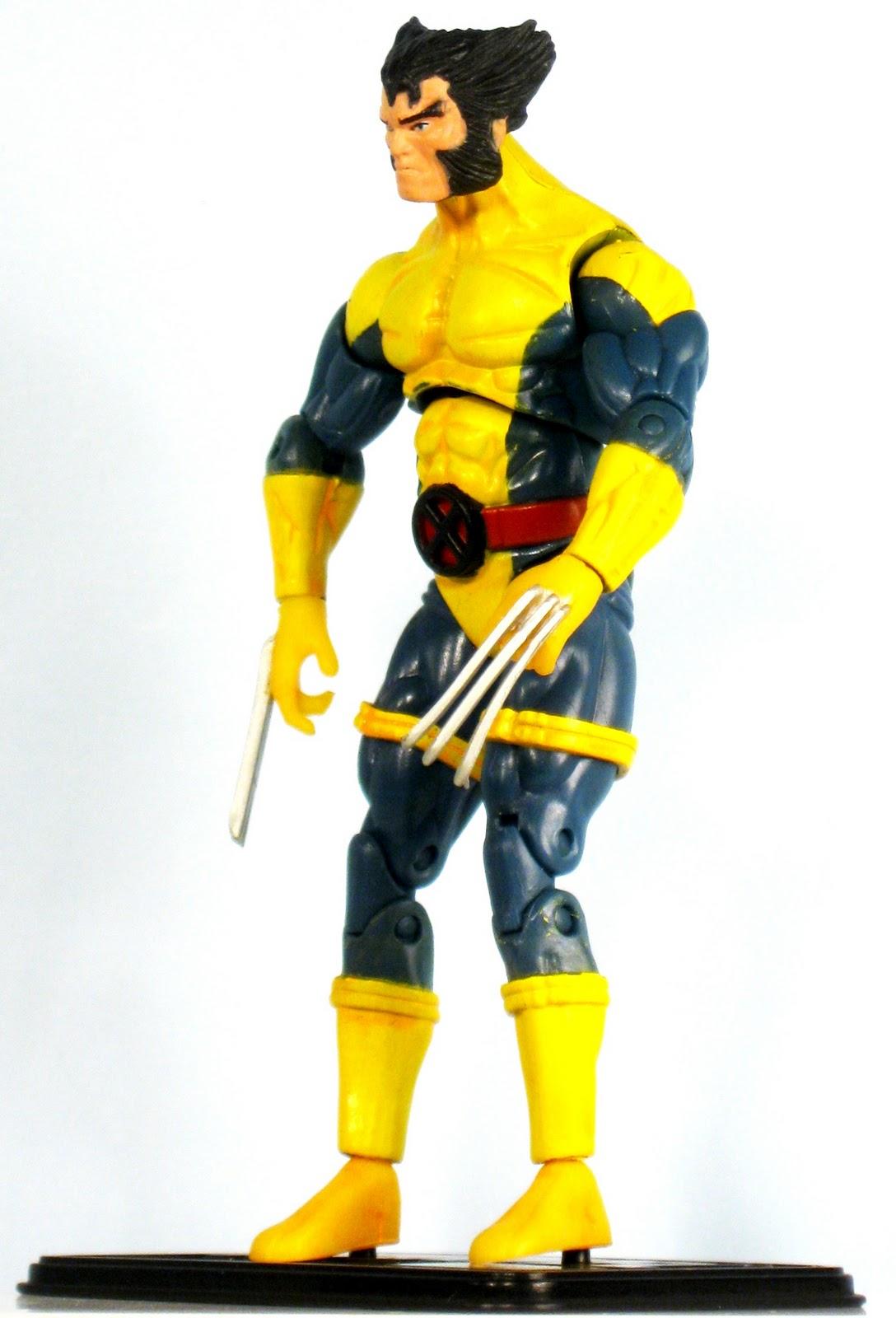 Hasbro Wolverine Toys 121