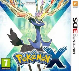 Rom Pokemon X 3DS