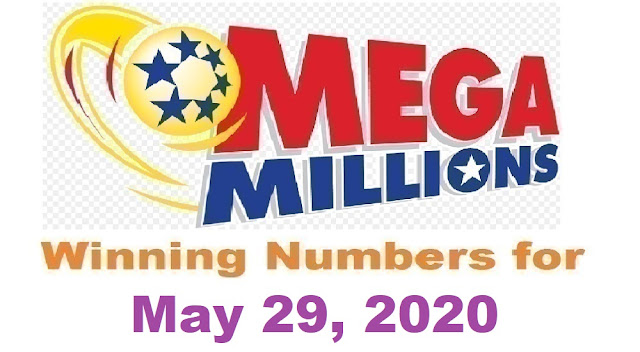 Mega Millions Winning Numbers for Friday, May 29, 2020