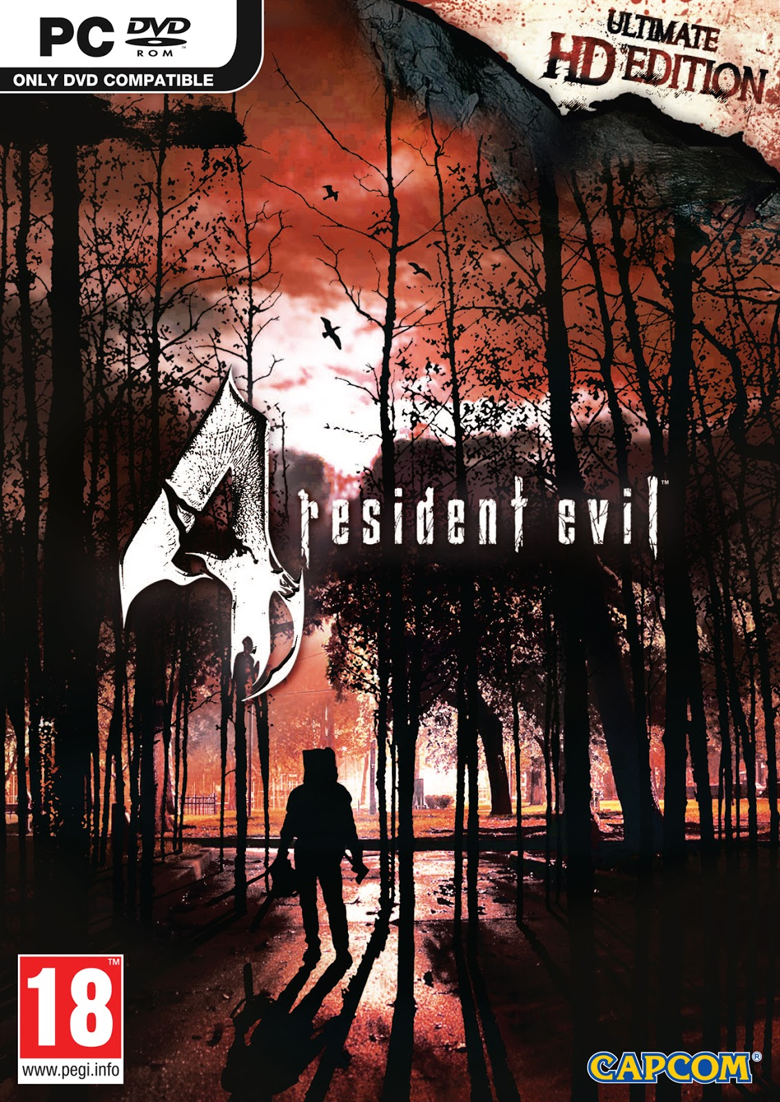 Resident Evil 4 Ultimate HD Edition PC Cover
