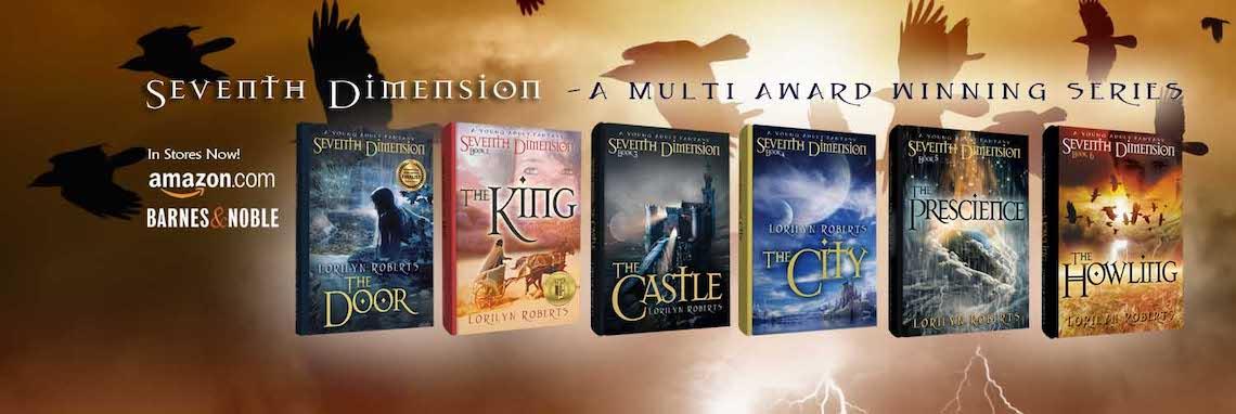 Christian Fantasy Author Lorilyn Roberts