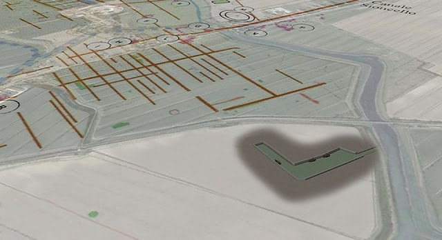 Roman port of Altinum in the Venice lagoon discovered