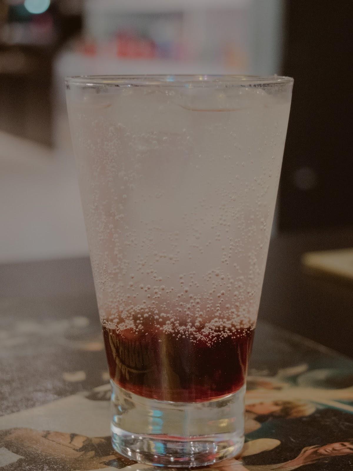 chá gasoso