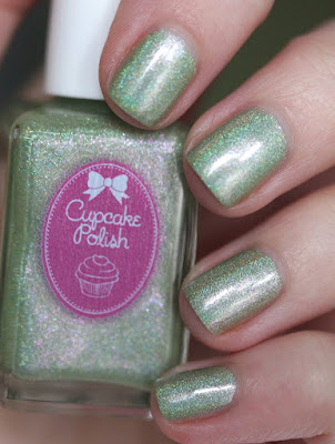 Cupcake Polish Happiness
