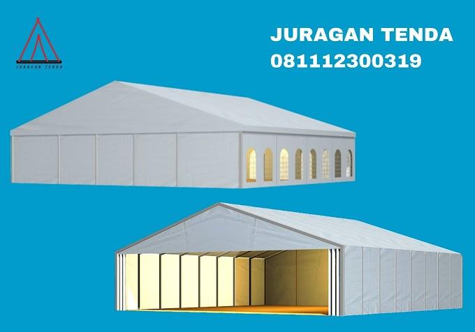Harga Ukuran Tenda Roder Bentangan 10, 15, 20 - 081112300319
