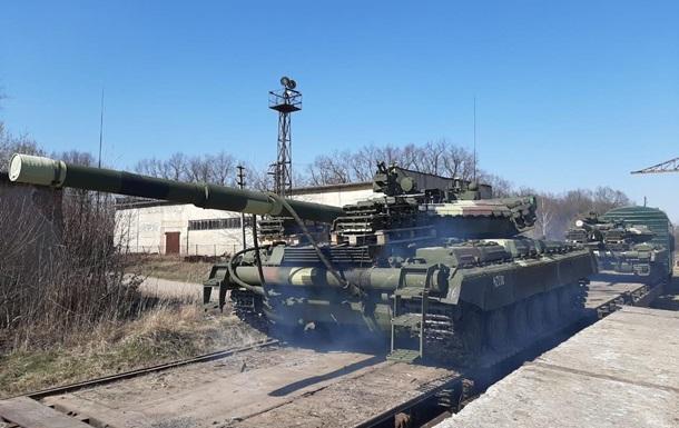 Львівський завод передав ЗСУ партію танків Т-64