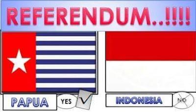 IPWP: PBB Harus Awasi Referendum di Papua