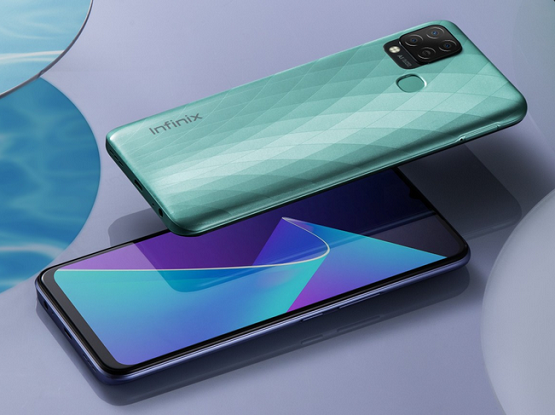 Infinix Launches Infinix Hot 10S (and 10S NFC), 90Hz Display, Helio G85 Gaming Chipset