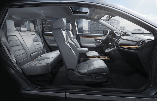 Honda CR-V 2020 interior