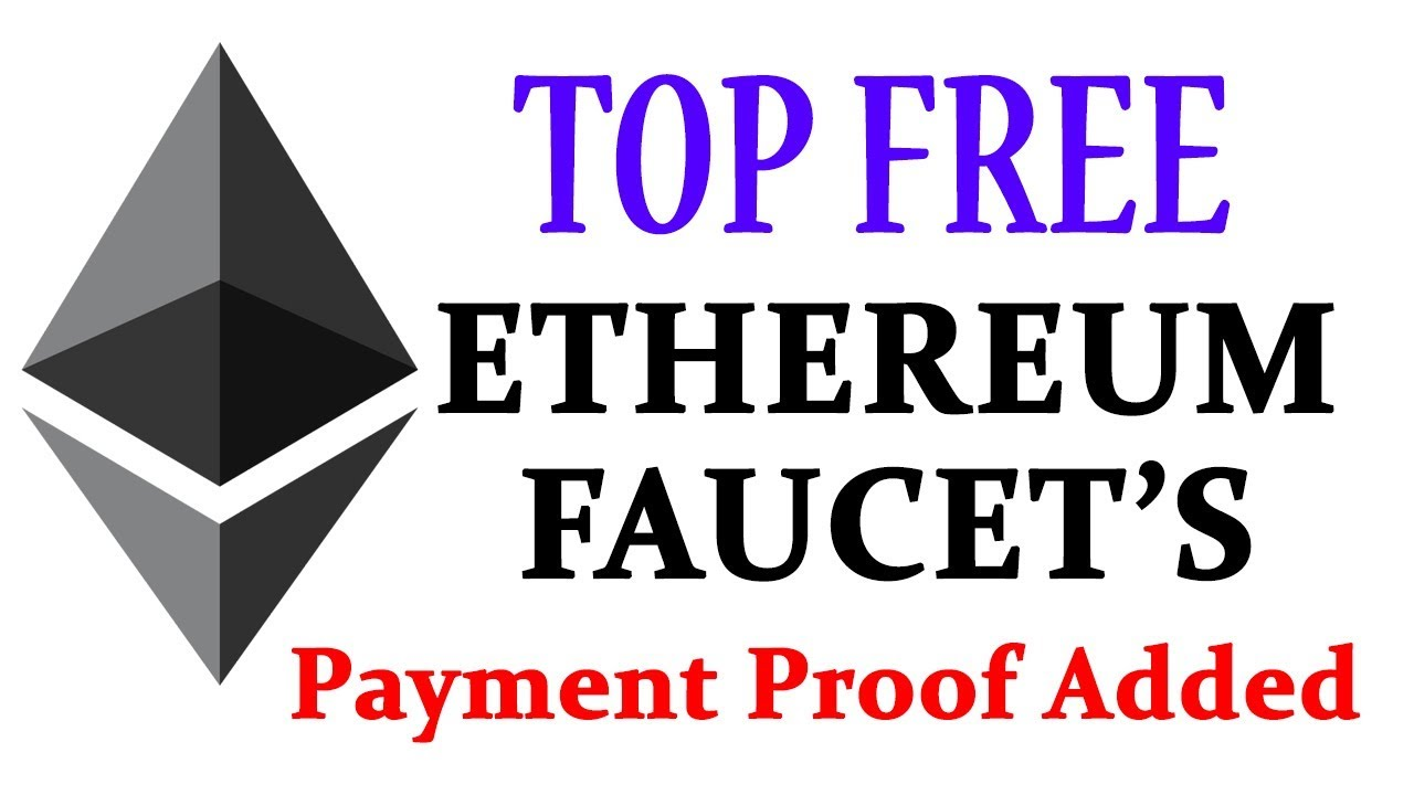Claim Ethereum Faucet For Free! 100% Working [18 Oct 2020]