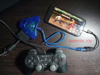 Cara Menghubungkan Stik PS2 ke Hp Android Tanpa Akses Root
