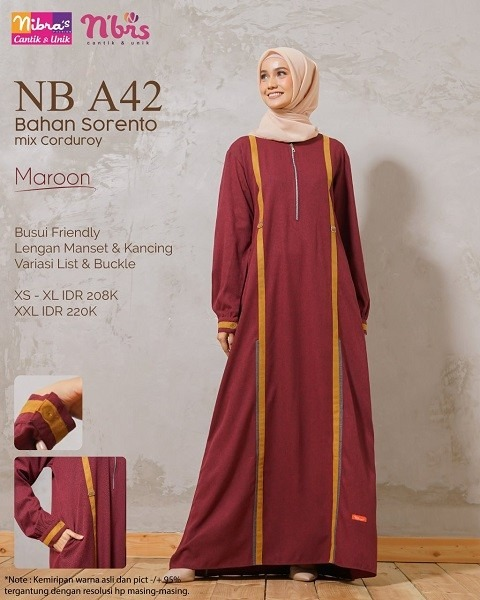 Nibra's NB A42