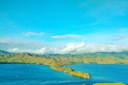 Menikmati Sunset Di Gili Lawa Pulau Terindah di Kepulauan Komodo