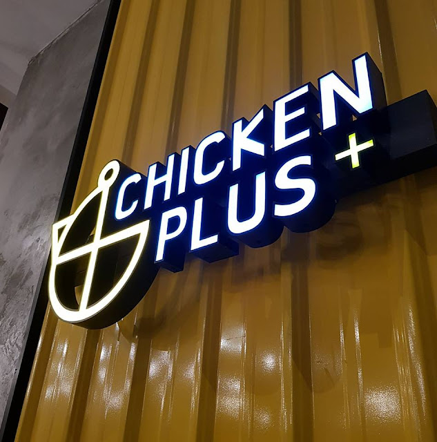 Chicken Plus di Melawati Mall
