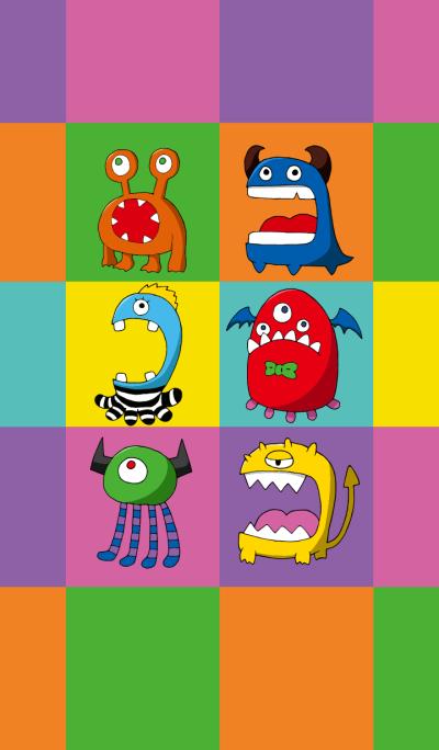 POP-Monsters