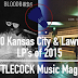 Top 10 Kansas City & Lawrence LP's Of 2015