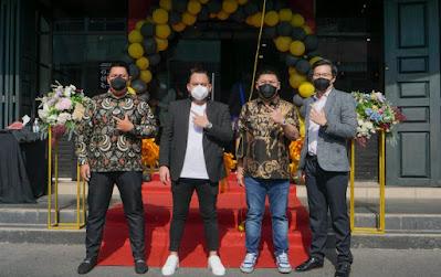 Viral Blast Global Edukasi Money Management Warga Medan