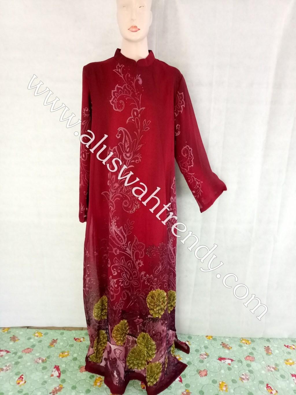 Gamis Muslimah Furing 029
