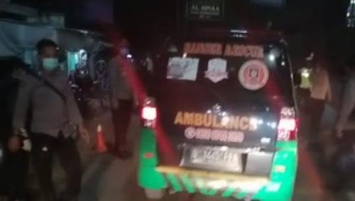 Bukan Bawa Orang Sakit, Ambulans Angkut Pemudik Dicegat di Tol Cikarang