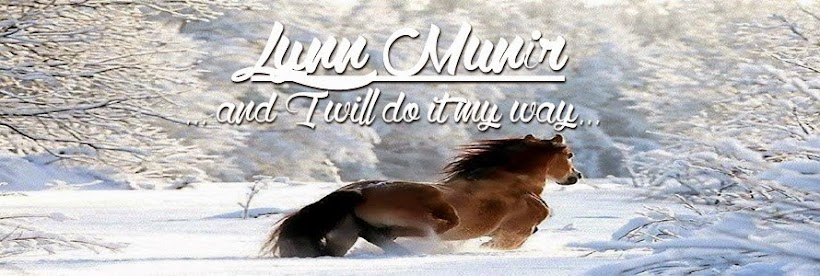 Lynn Munir...and i will do it my way
