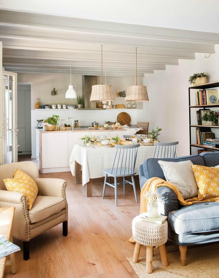 Una casa para el descanso de fin de semana en Otoño