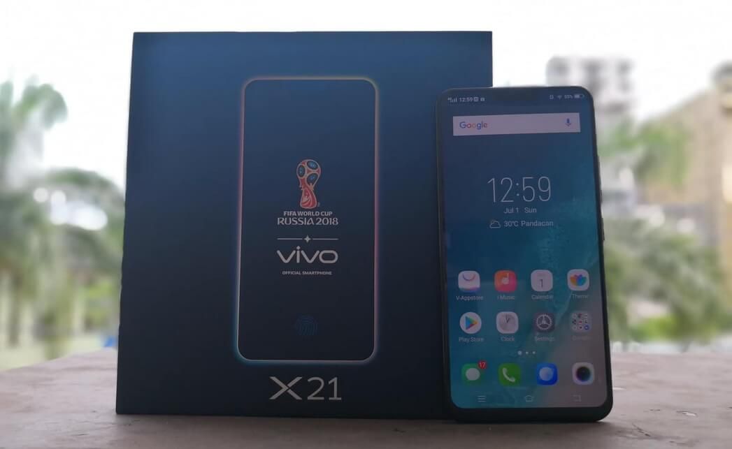 Vivo X21 Review; Innovation That Works