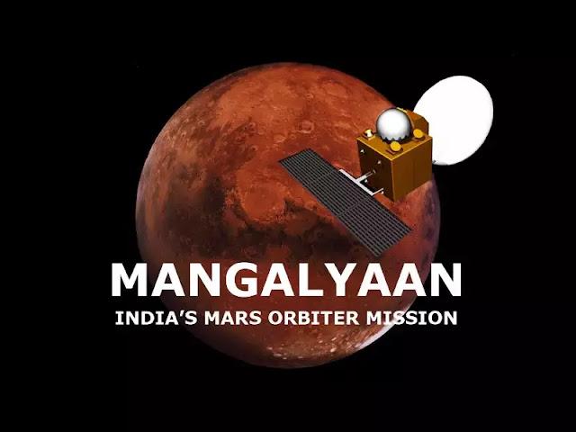 Milestones of Independent India,Mangalyaan