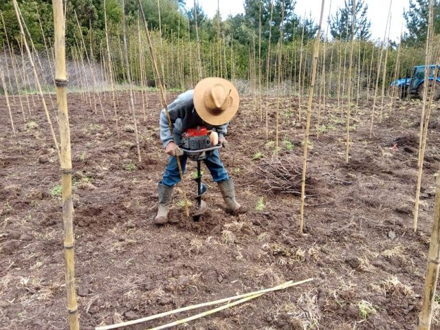Agricultores Proyecto FIC