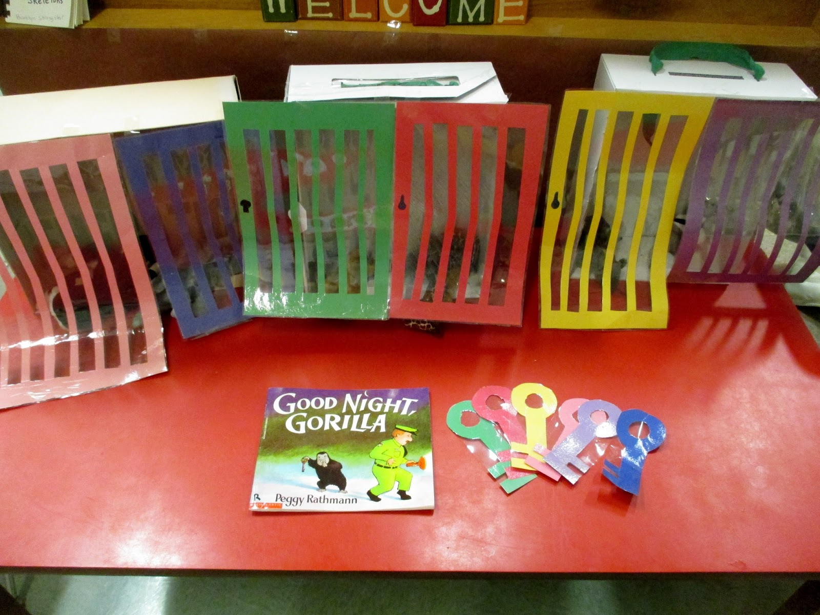 Strongstart Book Play With Goodnight Gorilla
