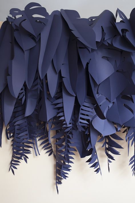 Why Paper Cutout Foliage is the 51st Shade of Grey