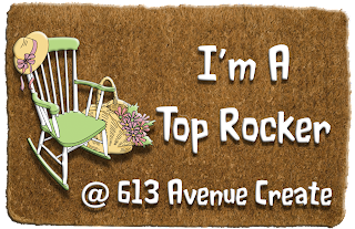 I am a Top Rocker at Avenue 613