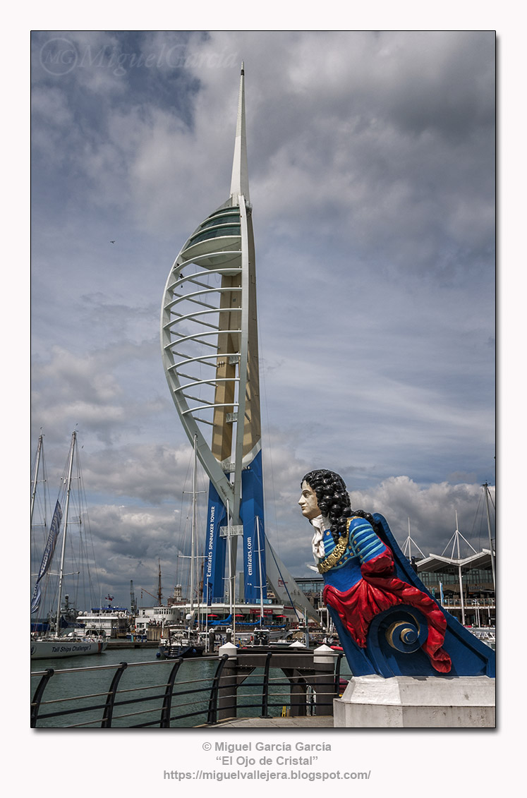 Spinnaker Tower, Portsmouth (UK)