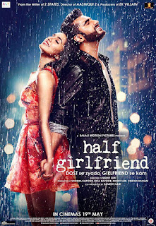Half Girlfriend 2017 Hindi 720p HDRip 1GB