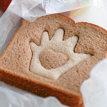 Two-Tone Sandwiches Recipe